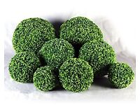 30cm Topiary Balls x2 ( Pair )