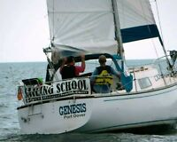 Learn to Sail with Port Dover Sailing School