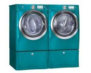 NEW  LG washer and dryer pedestals