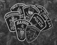 Simcoe County Emergency Services Patch Collectors