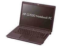 Laptop for sale HP G7000
