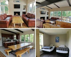 6 Bed Blue Mountain Chalet with Hot Tub