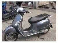 Breaking Vespa piaggio Gt 125cc, parts only