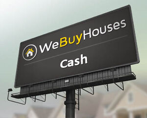 I Pay Cash For Homes, Town Homes, Duplexes, And Multifamily