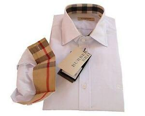 burberry watch outlet ixop  Men's Burberry Shirt