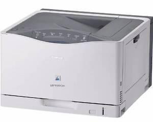 Canon Duplex Colour Laser Printer (Near New) - LBP9100Cdn North Sydney North Sydney Area Preview