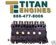 Remanufactured Jeep Engine