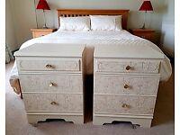 2 x Meredew Bedside Drawers