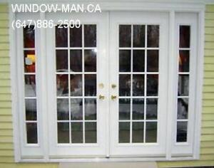 French Patio Door Garden  Good Price