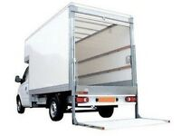Reliable Man With Large Tail Lift Van, Fixed Prices, House & Business Removals, Single Item Moves