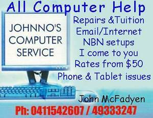 ALL COMPUTER HELP, I COME TO YOU East Maitland Maitland Area Preview