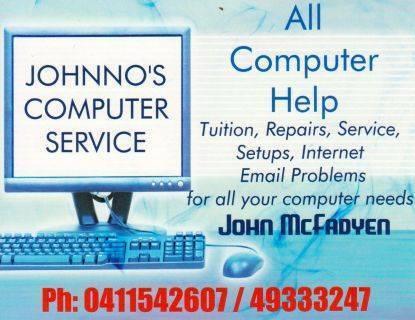 Johnno's Computer service