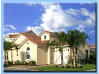 Florida Vacation Holiday Villa luxury Disney area pool spa private