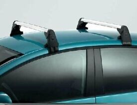 VW GOLF Plus Roof Rack/bars (Models Golf Plus 2005 - 2008; Golf Plus 2009 - 2014)
