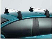 VW GOLF Plus Roof Rack/bars (Models Golf Plus 2005 - 2008; Golf Plus 2009 - 2014)