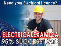 """""""Passed with an 87%-Need your electrical licence?"""""""