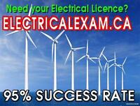 Passed with a 87%.-Need your electrical licence?