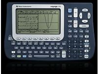 The king of numbers - Texas Instruments Voyage 200