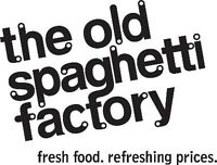 Old Spaghetti Factory is Hiring Front of the House