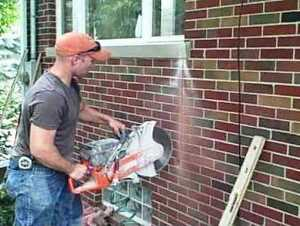 ▂ ▃ ▅ ▇  WALL-BRICK-STONE CUT OUTS FOR WINDOWS & DOORS  ▇ ▅ ▃ ▂