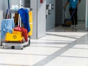 Entretien Ménager Commercial - Commercial Cleaning Services