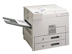On sale today- HP LaserJet 8150DN Monochrome Printer $135