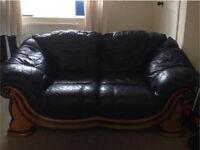 FREE! Leather Sofa's