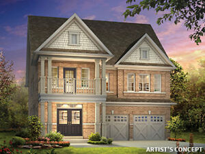 BRAND NEW LUXURIOUS 5 BEDS DETACHED HOUSE FOR RENT IN BRAMPTON