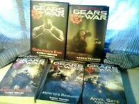 Gears Of War Books