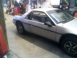 V8 Pontiac Fiero Conversion