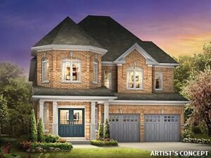 Brand New 4 Bed Detached Home in Brampton
