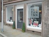 Leasehold Tanning Salon, Beauty & Giftware Business for sale, Brechin, Angus