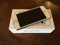 iphone 5s 32 gb gold water damage not workig 30£
