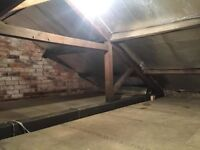 All aspects of general building and landscaping quality loft boarding service