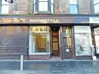 Lovely small retail shop for rent MAIN STREET KILSYTH
