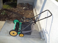 Rotary Push Mower