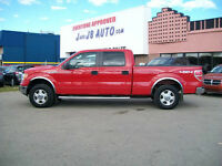 == CREW ==** 2010 FORD F150 XLT ** EVERYONE APPROVED!**