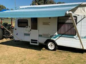ID 2023 Jayco 16' Pop Top A/C [SOLAR] R/O & Walls Battery pack Cowra Cowra Area Preview