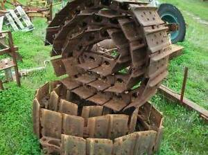 Allis HD6 or IH TD9 Dozer Track Chains Huntly Bendigo Surrounds Preview