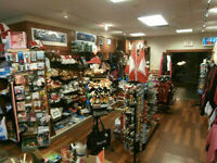 BUSY AND WELL ESTABLISHED GIFT SHOP BUSINESS for sale