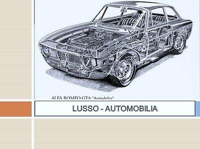 Lusso-automobilia