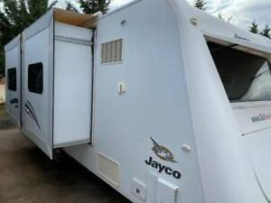 ID 2043 Jayco  Year 2012 TWIN Slide outs All the bells & Whistles Cowra Cowra Area Preview