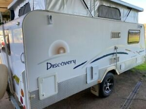ID 2061 Jayco discovery Outback SHW battery pack Cowra Cowra Area Preview