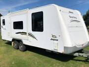 [Penrith] #2002 Jayco 23' Sterling Year 2012 Tare 2427 GVM 2717 Cowra Cowra Area Preview
