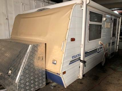 [Penrith] #1977 Jayco Starcraft, Sprite Front kitchen, Island bed Cowra Cowra Area Preview