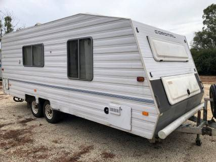 [Penrith] #1313 Coromal 21' Combo SHW/Tolet Roof A/C As new tyres Cowra Cowra Area Preview