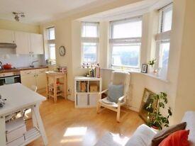 Specious studio flat 4 mins walk to Brighton Pier,seafront 10 mins to railway station, 2 mins to AmX