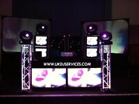 UK DJ Services, Professional Mobile Disco, Mobile DJ for Weddings, Birthdays, Parties, Events