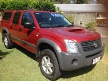 2007 Holden Rodeo  Dual Cab Ute Tewantin Noosa Area Preview