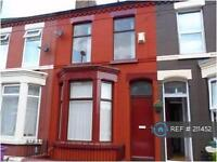 4 bedroom house in Thornycroft Road, Liverpool, L15 (4 bed)